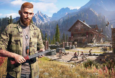 Far Cry 5: Διπλάσιες πωλήσεις από τον προκάτοχο του και τρελά statistics!