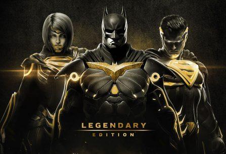Injustice 2 Legendary Edition - και το τέλειο... γίνεται τελειότερο!
