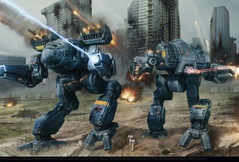 Epic καταστροφές στο νέο trailer του MechWarrior 5: Mercenaries!