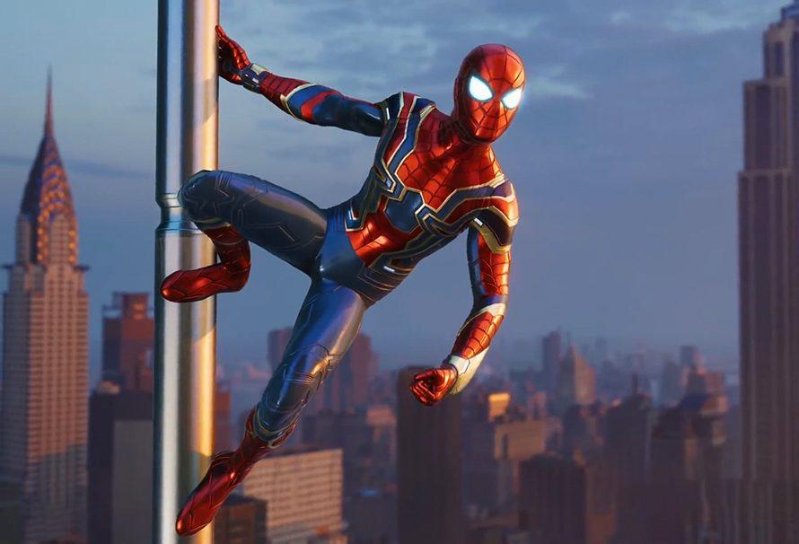 Η στολή Iron Spider από το Avengers στο νέο Spiderman για PS4