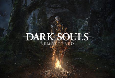 Launch trailer για το Dark Souls: Remastered γεμάτο… δράση!