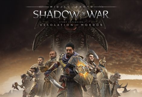 Δυνατό trailer για το Desolation of Mordor, το story DLC του Middle-Earth: Shadow of War!