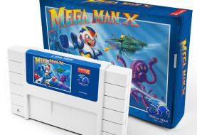 H Capcom κυκλοφορεί ξανά τα Mega Man 2 και Mega Man X σε… cartridge!