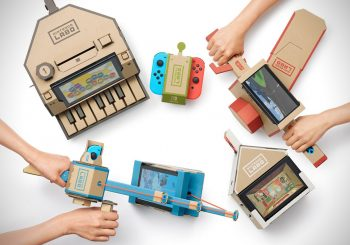 Nintendo Labo Toy-Con 01 – Variety Kit Review