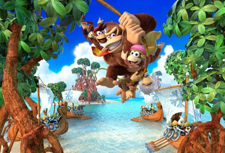 Donkey Kong Returns Tropical Freeze Review