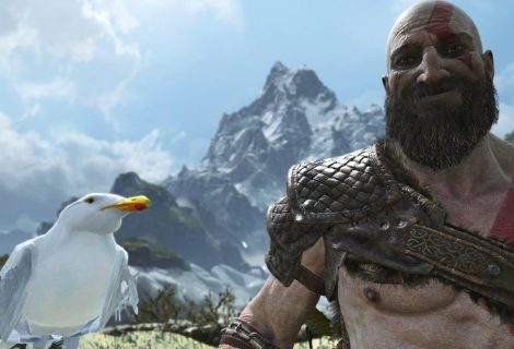 Kratos say… cheese! To photo mode έρχεται στο God of War!