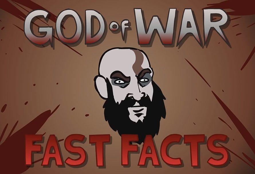 Fun facts που ίσως δε γνωρίζατε για το νέο God of War