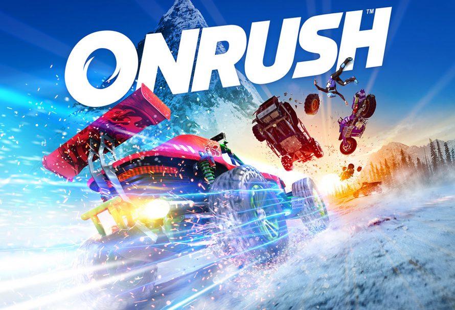 Αστείρευτη δράση και τρελά γκάζια με το ONRUSH!