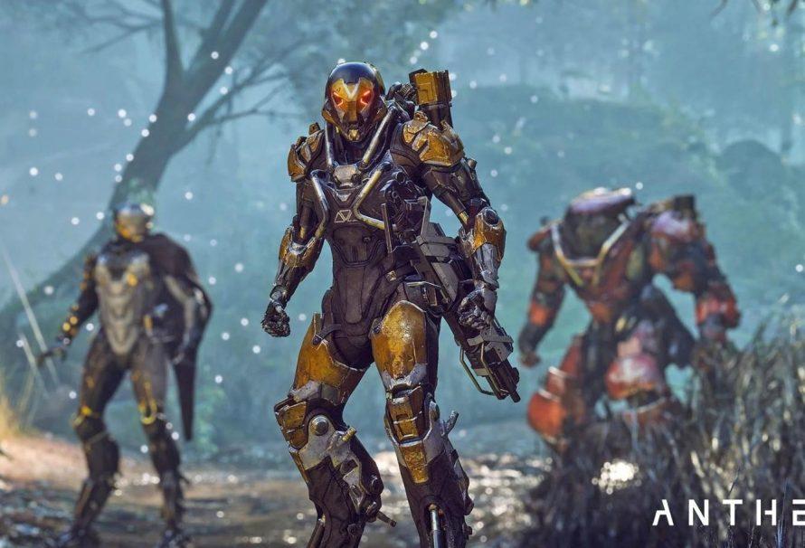 E3 2018 – Δυνατό cinematic trailer για το Anthem και νέο Info!