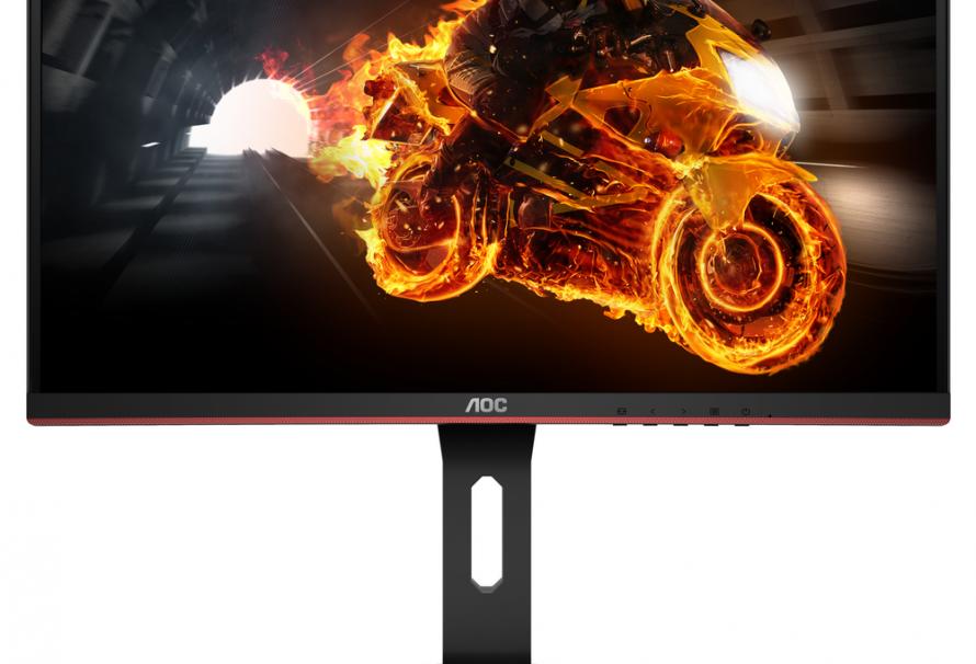 Η AOC επεκτείνει τη gaming γκάμα της με νέες, entry-level κυρτές οθόνες: G1 Series!
