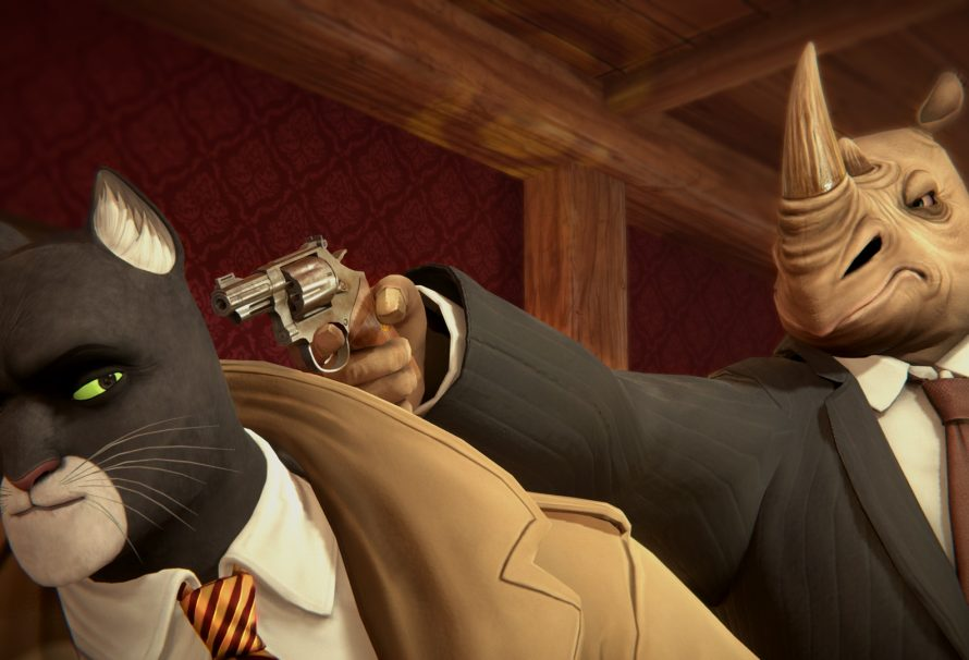Το αφηγηματικό adventure game Blacksad: Under the Skin αποκαλύπτεται!
