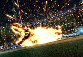 Rocket League: Jurassic World Car Park - νέο «αγριεμένο» DLC!