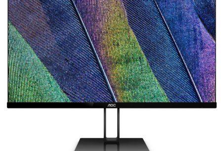 Η AOC παρουσιάζει τις κομψές και εξαιρετικά λεπτές οθόνες V2 Series!