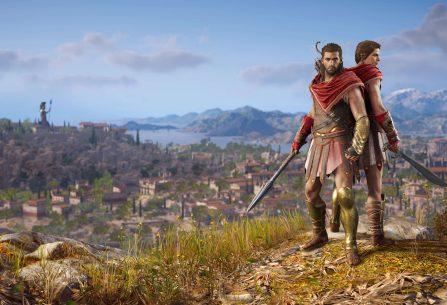 Assassin's Creed Odyssey @Gazarte by Ubisoft & CD Media