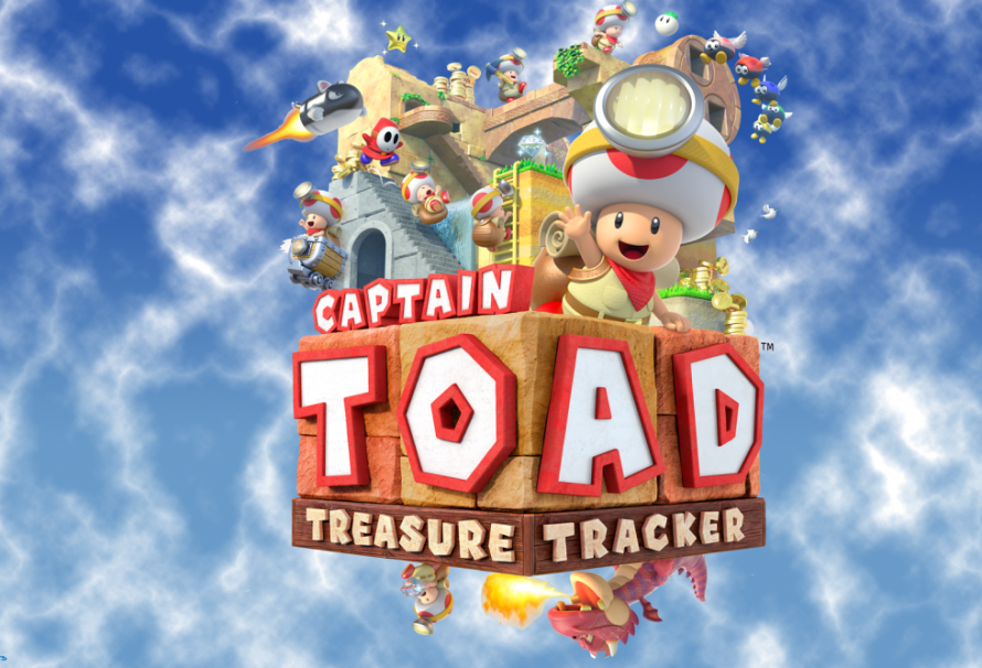 Captain Toad: Treasure Tracker Review (3DS)