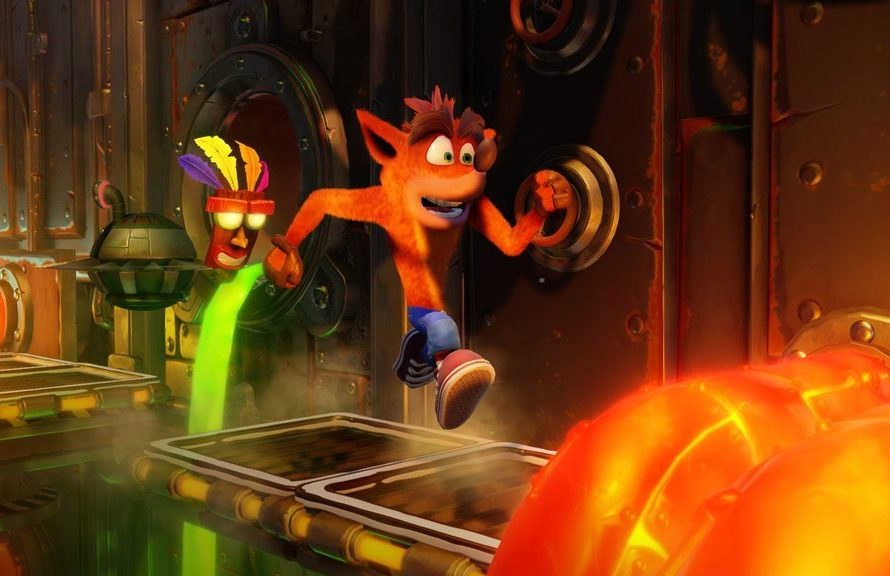 Ο Crash Bandicoot ετοιμάζει το πέρασμα του στον κόσμο του mobile gaming!