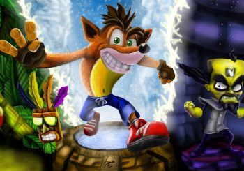 Crash Bandicoot N Sane Trilogy Review (Switch version)