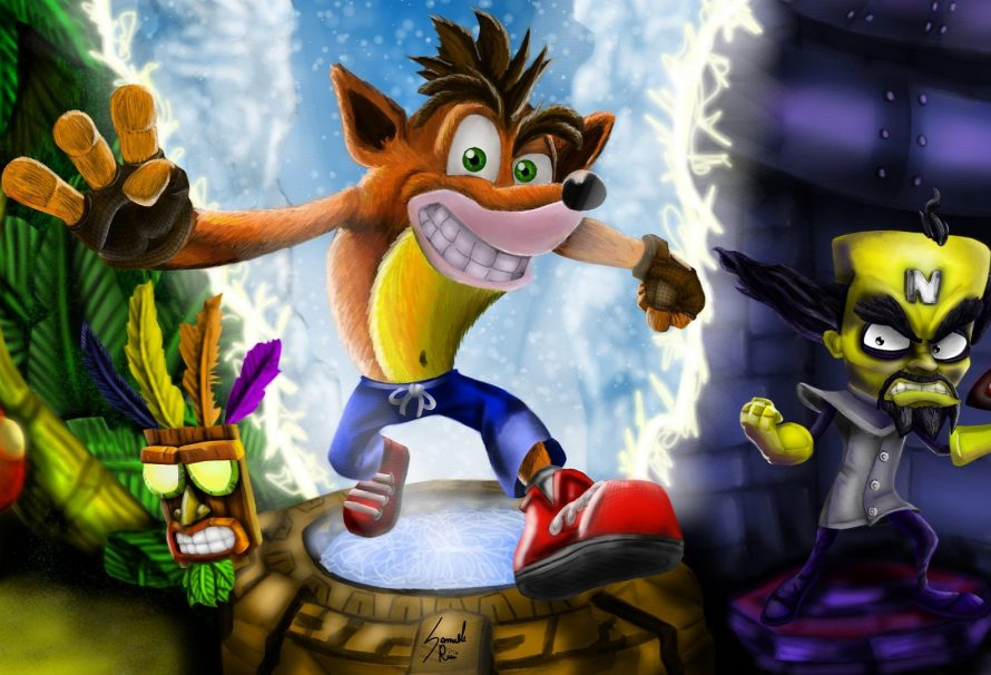 Crash Bandicoot N Sane Trilogy Review (Switch version)