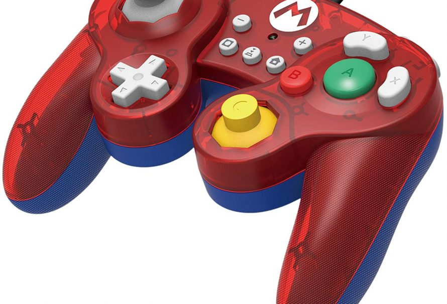 "Δείτε τα 3 ""EPIC"" Gamecube-themed controllers της Hori για το Switch!"