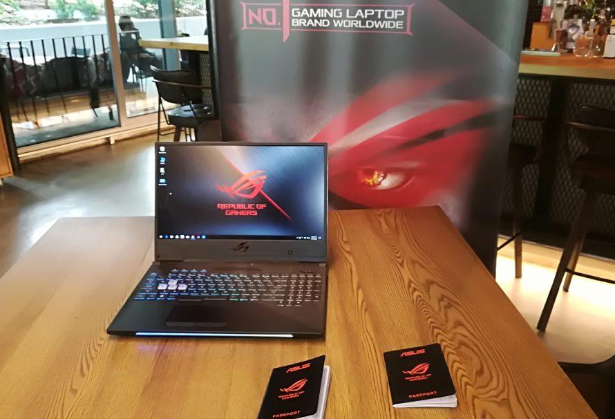 Γνωρίσαμε τα πανίσχυρα ASUS ROG Strix SCAR II & ZenBook Pro 15 και… ξετρελαθήκαμε!