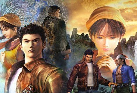 Τα HD remasters των Shenmue I & ΙΙ έρχονται στις 21 Αυγούστου!