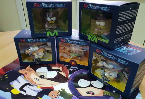 """ΣΟΥΠΕΡ """"South Park"""" ΔΙΑΓΩΝΙΣΜΟΣ! Κερδίστε συλλεκτικές φιγούρες και αφίσες από το Fractured But Whole!"""
