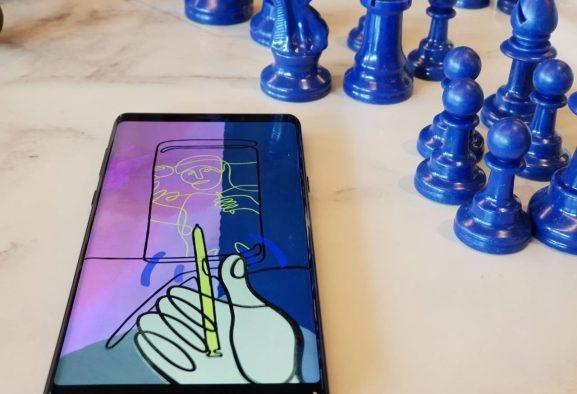 ΚΙΝΗΣΗ ΜΑΤ από τη Samsung! Το Fortnite Android έρχεται στο Galaxy Note 9 (κι όχι μόνο) ως timed-exclusive!