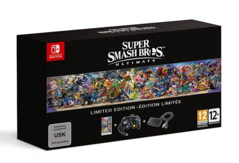 Δείτε την απίθανη Super Smash Bros. Ultimate Limited Edition!