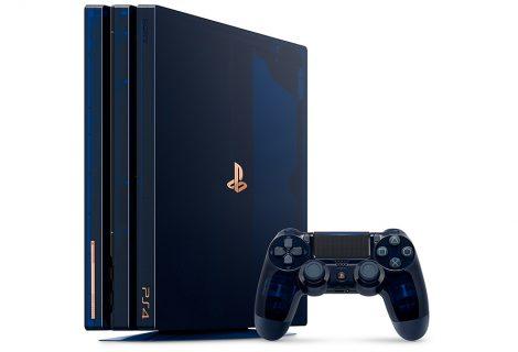 Αντικείμενο πόθου η εορταστική έκδοση του PS4 Pro για τις 500.000 πωλήσεις