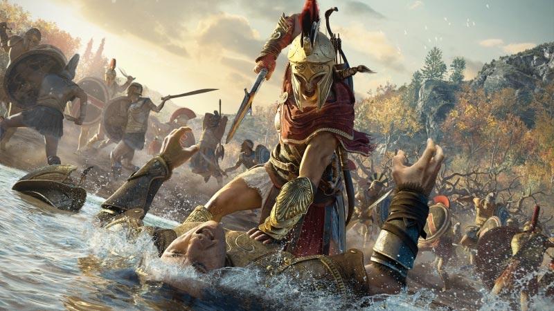 Όταν το Trainspotting συνάντησε το… Assassin's Creed: Odyssey!
