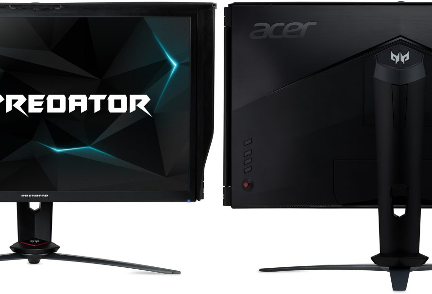 Acer Predator XB273K & Nitro XV273K. Τα gaming monitors που κλέβουν την παράσταση στην IFA 2018!