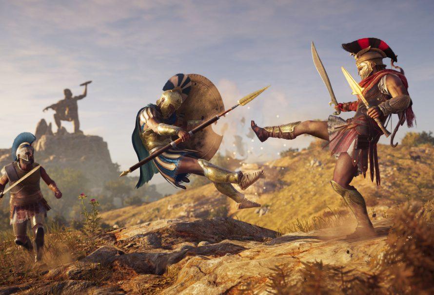 Το νέο TV spot του Assassin's Creed Odyssey μας ανοίγει την όρεξη για τα καλά!