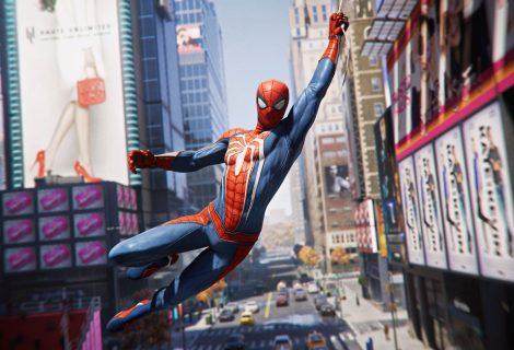ΑΣΤΑΜΑΤΗΤΟ! To Marvel's Spider-Man πούλησε 3.3 εκατ. copies μέσα σε μόλις 3 μέρες!