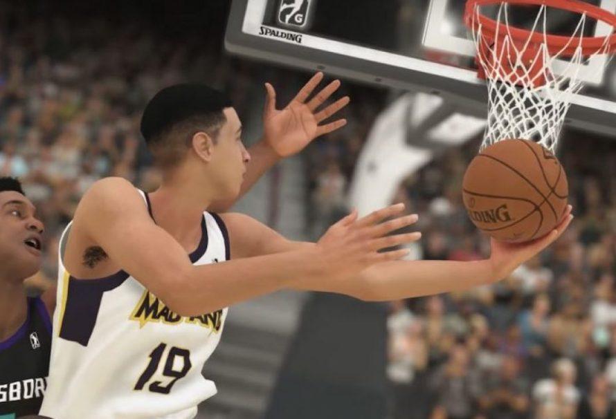 Ξεκινήστε το κτίσιμο της καριέρας σας στο NBA 2K19 κατεβάζοντας το Prelude!