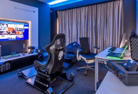 Αυτό το δωμάτιο στο Hilton είναι ο παράδεισος για κάθε gamer!