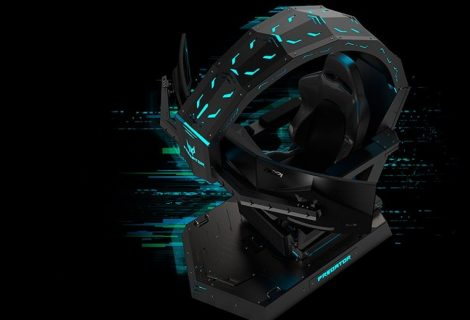 "O ""Thronos"" της Acer περνάει το gaming σε άλλη διάσταση! (IFA 2018)"