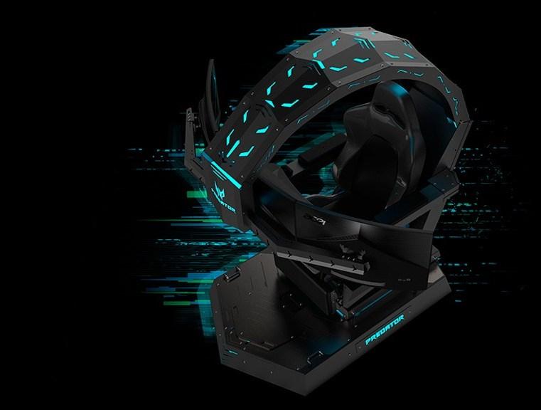 O «Thronos» της Acer περνάει το gaming σε άλλη διάσταση! (IFA 2018)