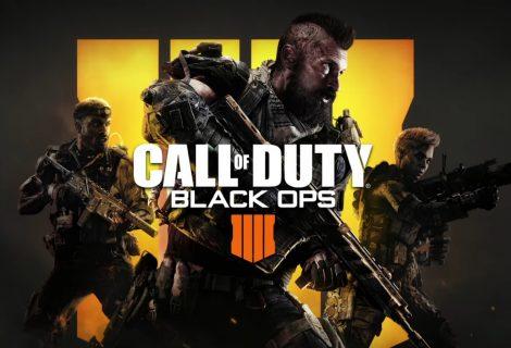 WOW! Το Call of Duty: Black Ops 4 θα χρειάζεται 50GB χώρο για το day 1 patch!