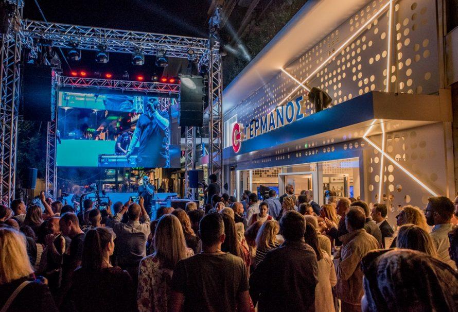 Διπλό τουρνουά gaming με FIFA 19 & NBA 2Κ19  στο νέο flagship κατάστημα ΓΕΡΜΑΝΟΣ στην Γλυφάδα!