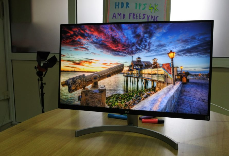 LG 27UK600 monitor Review: «Η συμφέρουσα 4K all-around λύση»!