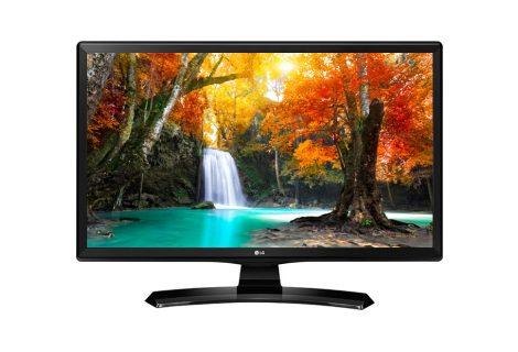To νέο TV monitor της LG ΤΚ410V, έχει διπλή χρήση τηλεόρασης και υπολογιστή!