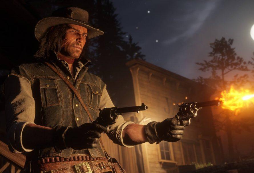 Το νέο gameplay trailer του Red Dead Redemption 2 είναι… ΤΡΕΛΑ!