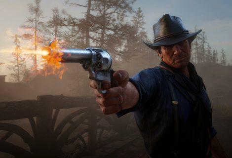 Το τρένο για την Άγρια Δύση ξεκινάει στο launch trailer του Red Dead Redemption 2!