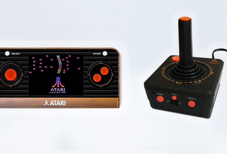 Atari is… BACK, με νέο handheld, αλλά και Plug & Play Joystick!