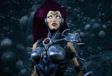 Νέο trailer του Darksiders 3 δείχνει τη force hollow δύναμη της Fury