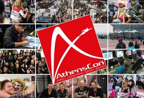 AthensCon: Βιώνοντας για 3 χρόνια τη μεγαλύτερη γιορτή της geek & pop κουλτούρας!