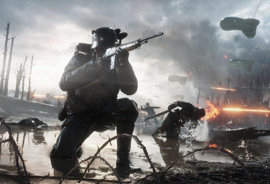 Κατάπαυση του πυρός στο Battlefield 1 (στο περίπου), με αφορμή τα 100 χρόνια από το τέλος του Α' Παγκοσμίου!