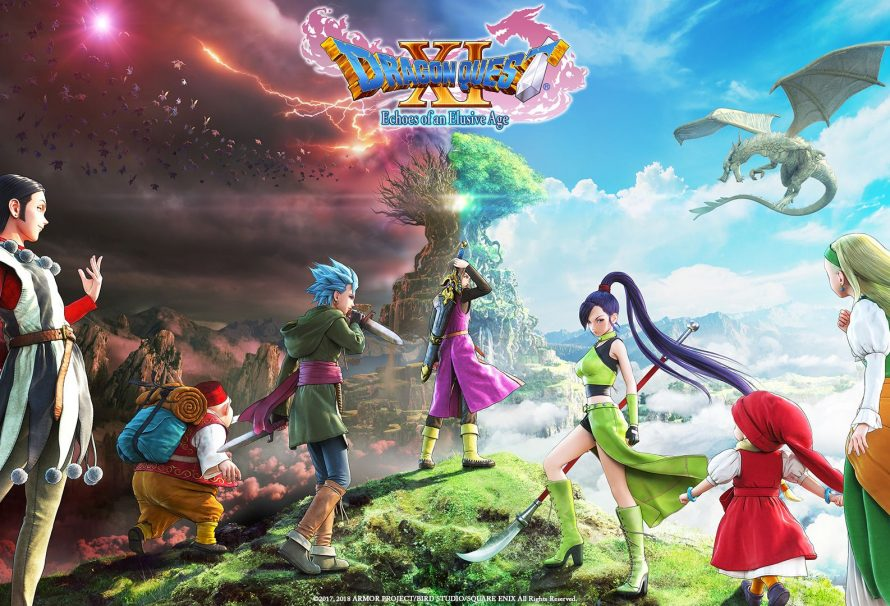 Έκπληξη! To Dragon Quest XI: Echoes of an Elusive Age ξεπερνάει τα 4 εκατ. units!
