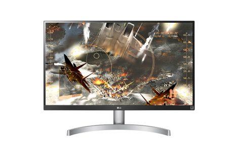 4K monitors από την LG για μοναδική ποιότητα εικόνας και επιδόσεις στο gaming!