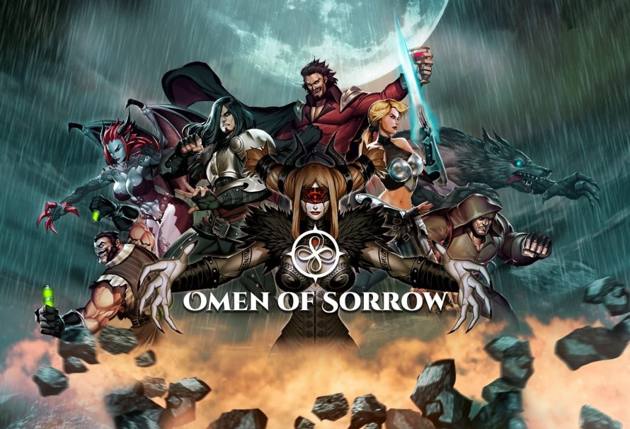 Κυκλοφόρησε το Omen of Sorrow!